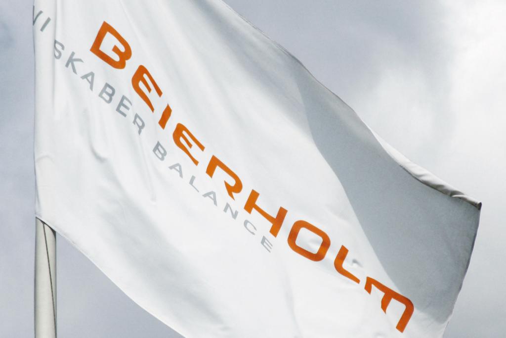 Logoflag, Reklameflag, Firmaflag, flagreklame