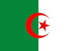 Algeriet flag