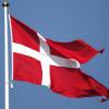 Dannebrog splitflag, splitflag, dansk flag