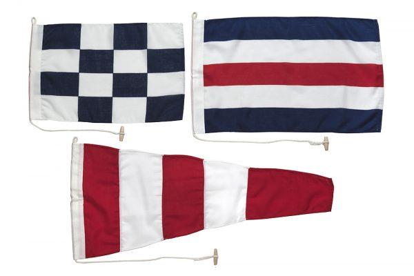 Signalflag, internationale signalflag, sejlerflag, maritime flag