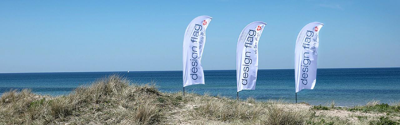beachflag, design flag